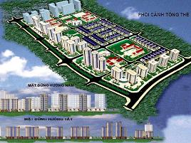Đề nghị điều chỉnh quy hoạch 5 dự án tại quận Hoàng Mai