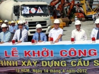 1.500 tỷ đồng xây dựng cầu Sài Gòn 2