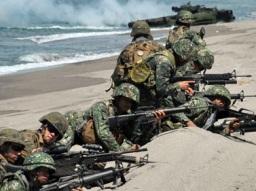 Mỹ-Philippines bắt đầu tập trận chung trên biển