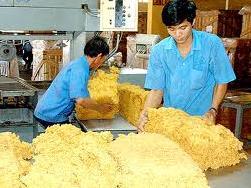 Xuất khẩu cao su tự nhiên sang Trung Quốc chuyển hướng qua cửa khẩu Lào Cai-Hà Khẩu