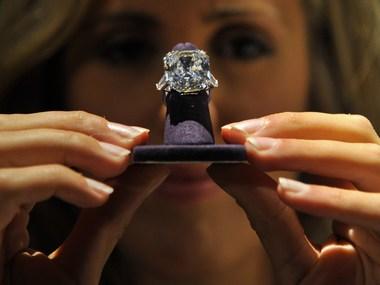 Kim cương sẽ trở thành tài sản đầu tư tư nhân mới?