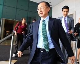 Bác sĩ người Mỹ gốc Hàn Jim Yong Kim trở thành chủ tịch World Bank