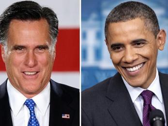 Tổng thống Obama bám sát ứng viên Cộng hòa Mitt Romney
