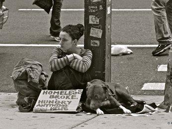 Tỷ lệ đói nghèo tại New York tăng kỷ lục