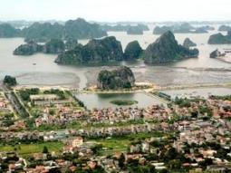Công bố quyết định thành lập thành phố Cẩm Phả