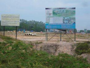 Ba dự án của Tân Tạo ở Quảng Ngãi bị đình trệ