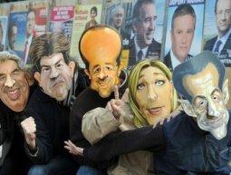 Nước Pháp trong ngày tranh cử cuối cùng