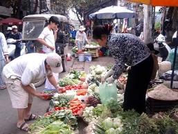 CPI Hà Nội tháng 4 giảm 0,03%