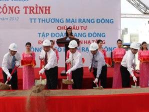 Khởi công trung tâm thương mại và khu dân cư Bắc Xuân An 28ha tại Bình Thuận