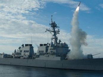 Hàng trăm tên lửa Mỹ đe dọa thổi bay Iran