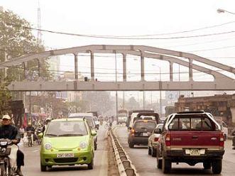 Hà Nội xây cầu vượt 6 làn xe tại nút giao thông Cầu Chui