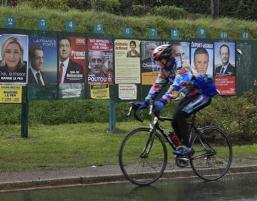 Bầu cử Tổng thống Pháp chính thức bắt đầu