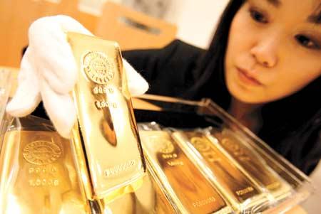Giá vàng thế giới sẽ còn tăng mạnh trong năm nay