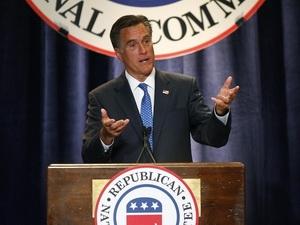 Ứng viên Tổng thống Mỹ Romney bắt đầu tìm liên danh Phó Tổng thống