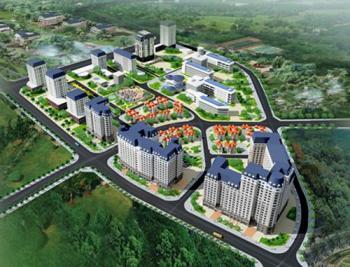 Điều chỉnh quy hoạch khu tái định cư dự án Khu đô thị mới Hà Nội
