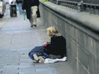 Gần 1/5 dân số Anh sống dưới mức nghèo khổ