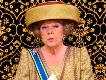 Nữ hoàng Hà Lan Beatrix yêu cầu giải tán Quốc hội