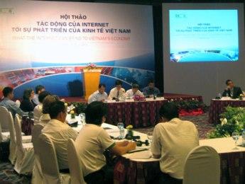 Internet đóng góp 0,9% GDP của Việt Nam