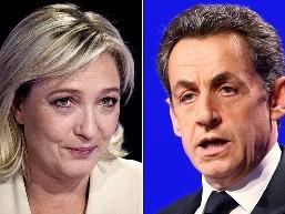 Ứng viên đối thủ ra điều kiện giúp ông Sarkozy tranh cử vòng 2
