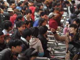 22 triệu dân Trung Quốc muốn định cư tại Mỹ