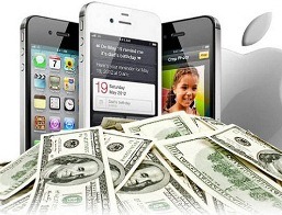 Apple đủ tiền mua cả Amazon, Nokia, RIM