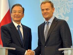 Trung Quốc tăng cường hỗ trợ kinh tế khu vực Trung và Đông Âu