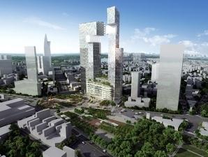 500 triệu USD xây khu phức hợp The One tại TPHCM