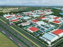 Hải Dương giảm 5% diện tích khu công nghiệp Phúc Điền