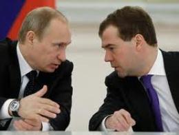 Bộ đôi Putin-Medvedev sẽ lãnh đạo nước Nga thời gian dài nữa