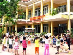 Hà Nội khởi công trường mầm non phường Láng Thượng