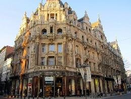 Chùm ảnh thủ đô kim cương Antwerp của thế giới