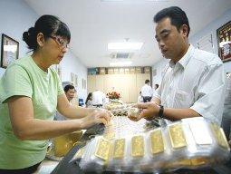 Người dân đang rút khỏi kênh đầu tư vàng