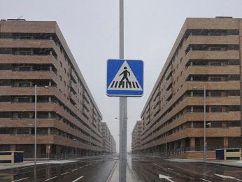 Những thị trấn ma sau cơn bão bất động sản ở châu Âu