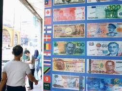 Các đồng tiền châu Á giảm giá sau số liệu việc làm Mỹ, châu Âu ảm đạm