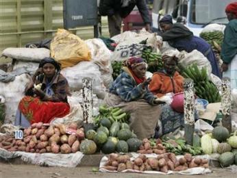 Giá lương thực thế giới giảm trong tháng 4