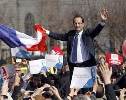 Chiến thắng của Hollande có thể thay đổi mô hình tăng trưởng của EU