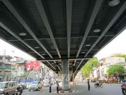 TPHCM khánh thành cầu vượt dầm thép tại 2 nút giao thông lớn vào tháng 10/2012