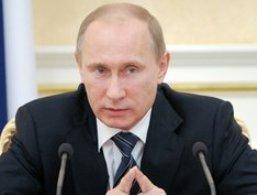 Putin chính thức tuyên thệ nhậm chức