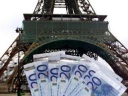 Thâm hụt thương mại tháng 3 của Pháp giảm