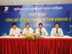 VINASAT 2 sẽ được khai thác thương mại vào giữa tháng 7/2012