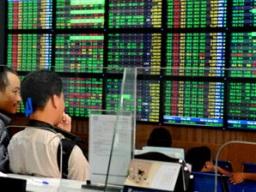 Cổ phiếu đồng loạt tăng giá sau thông tin giá xăng giảm 500 đồng
