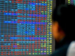 Cổ phiếu giảm giá mạnh, 2 chỉ số cùng xuống thấp nhất tuần qua