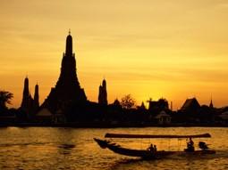 Thái Lan nâng dự báo tăng trưởng kinh tế 2012 lên 6%