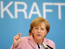 Bà Merkel kiên quyết chính sách thắt lưng buộc bụng, bất kể bầu cử