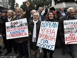 Hy Lạp tăng trưởng âm 6,2% quý I/2012