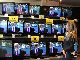Thị trường TV ảm đạm kéo dài nhất lịch sử