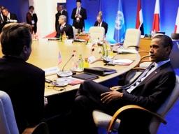 Khủng hoảng nợ châu Âu sẽ chi phối hội nghị G8
