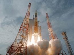 Nhật Bản lần đầu tiên phóng vệ tinh thương mại