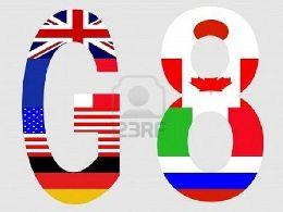 G8 không đủ khả năng giải quyết những khó khăn của thế giới?