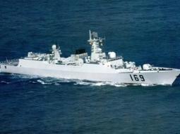 Trung Quốc triển khai 5 tàu chiến gần lãnh hải Philippines